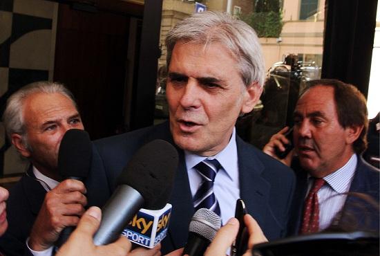 Marcellona Nicchi, 59 anni, presidente dell'AIA (INFOPHOTO)