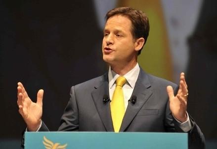 Nick Clegg (InfoPhoto)