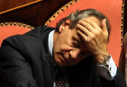 Il senatore Francesco Nitto Palma