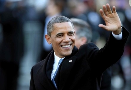 Il presidente Usa Barack Obama (InfoPhoto)