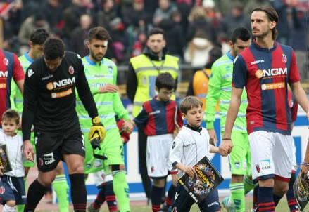 (dalla pagina Facebook ufficiale Bologna F.C.)