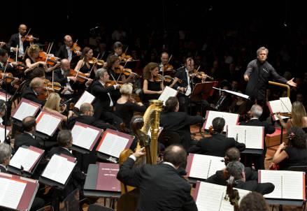 L'orchestra di Santa Cecilia
