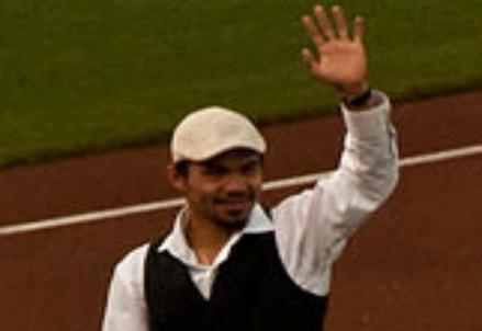 Manny Pacquiao (Infophoto)