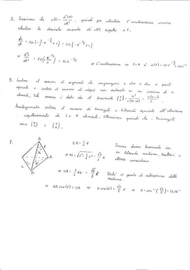 MATURITA' 2012: SOLUZIONI/ Esame di Stato, seconda prova ...