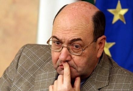 Domenico Pantaleo, segretario Flc Cgil (Infophoto)
