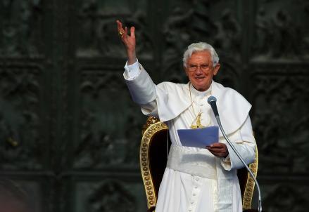 Il catechismo di Papa Benedetto XVI