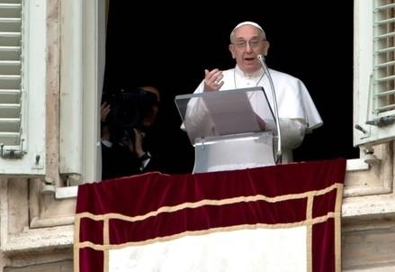 Papa Francesco (InfoPhoto)