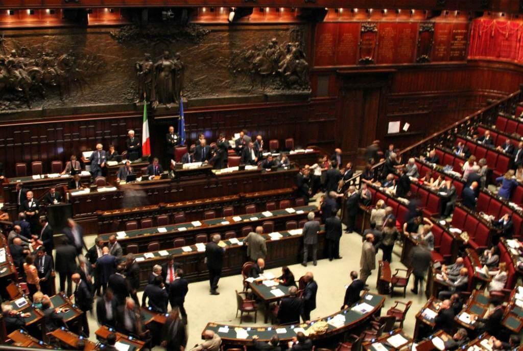 Parlamento, Italia (Infophoto)