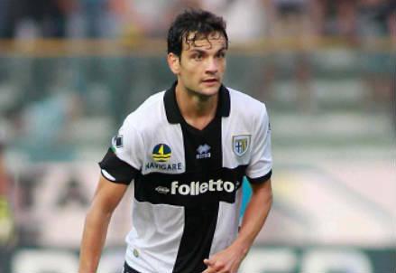 Marco Parolo, 28 anni, 5 gol in campionato (INFOPHOTO)