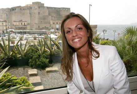 Francesca Pascale (Foto InfoPhoto)