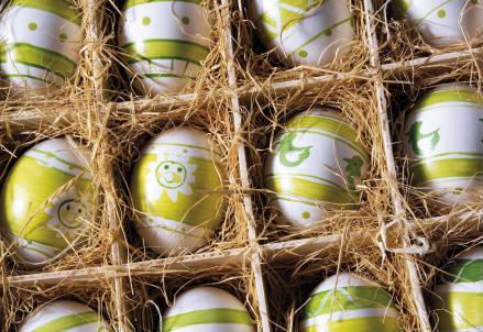 Uova di Pasqua (infophoto)