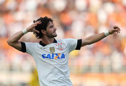 Alexandre Pato (Foto Infophoto)
