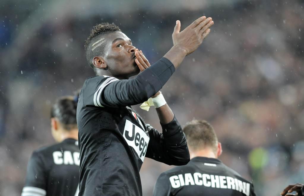 Paul Pogba, il migliore della scorsa giornata (Infophoto)