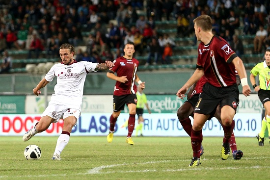 Paulinho, cinque gol in campionato (Infophoto)