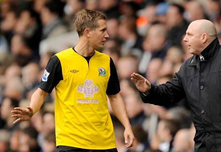 Morten Gamst Pedersen, 34 anni, centrocampista del Rosenborg ed ex Blackburn Rovers (INFOPHOTO)