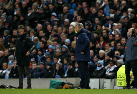 Manuel Pellegrini, 62 anni, cileno, allenatore del Manchester City (INFOPHOTO)