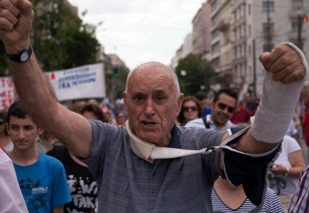 Riforma pensioni 2015 (Infophoto2)