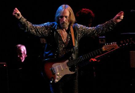 Tom Petty a Lucca, foto di Leonardo Rescic