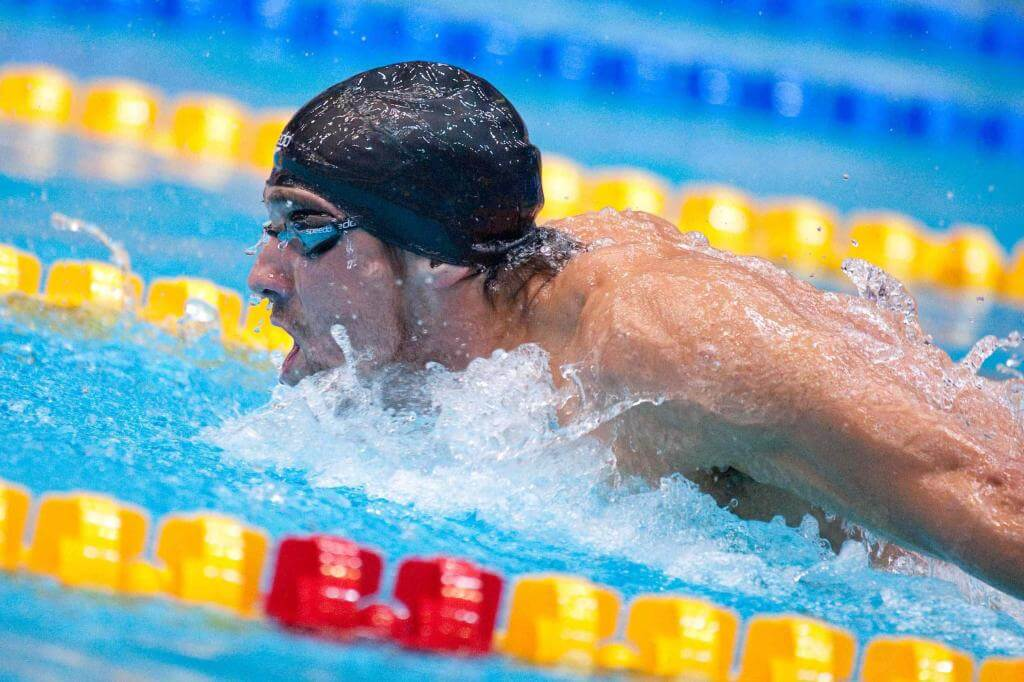 Michael Phelps, 30 anni, 20 medaglie olimpiche (Infophoto)