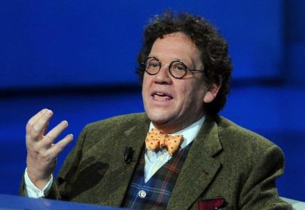Philippe Daverio, storico e critico d'arte (Infophoto)