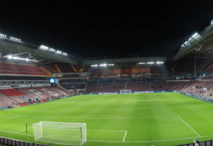 Il Philips Stadion di Eindhoven (INFOPHOTO)