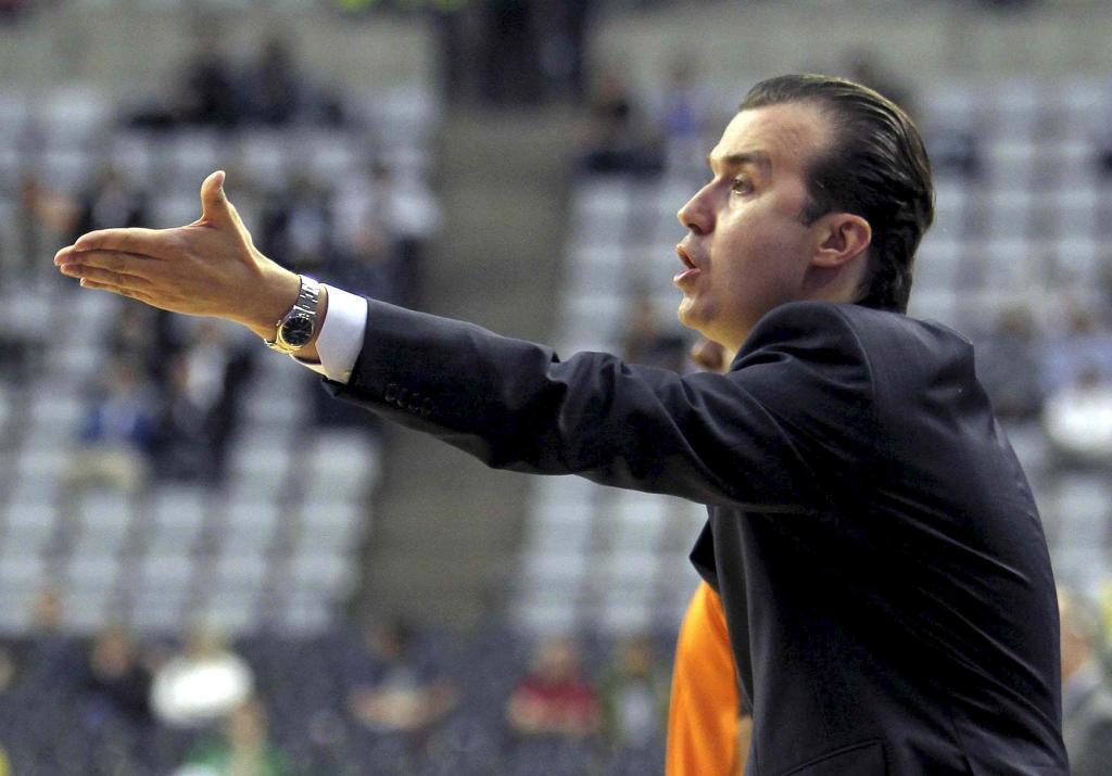 Simone Pianigiani, 43 anni, è il nuovo allenatore del Fenerbahce Ulker (INFOPHOTO)