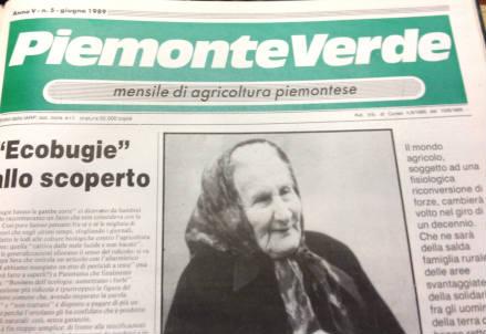 Il giornale della Coldiretti, Piemonteverde