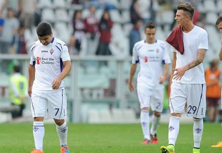 Bernardeschi, attaccante Fiorentina (Infophoto)