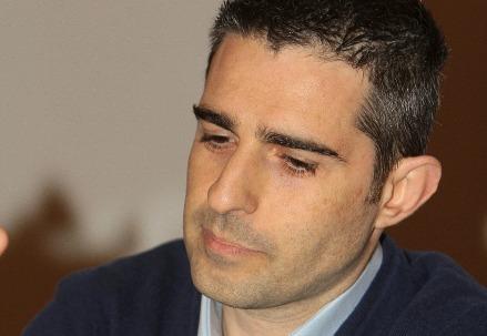 Federico Pizzarotti, sindaco M5s di Parma (Infophoto)
