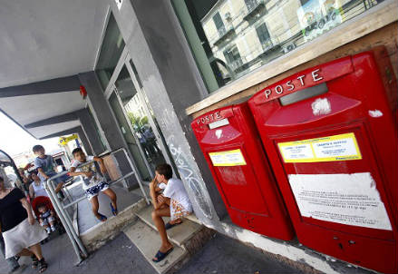 Poste Italiane (Infophoto 2)