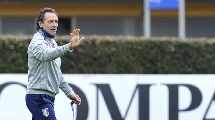 Cesare Prandelli, 56 anni, allenatore della nazionale italiana (INFOPHOTO)