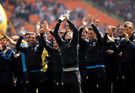 La primavera dell'Inter conquista la Champions (InfoPhoto)