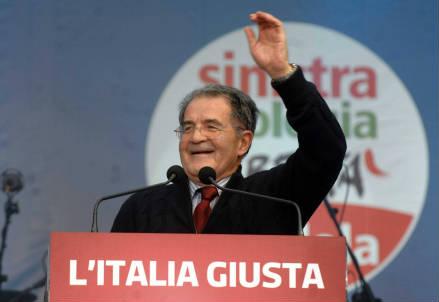 Romano Prodi (Infophoto)