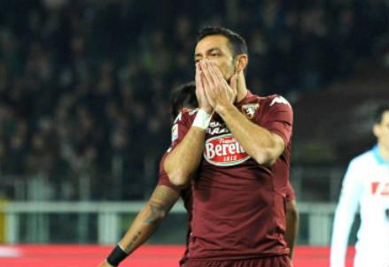 Fabio Quagliarella, 32 anni (INFOPHOTO)