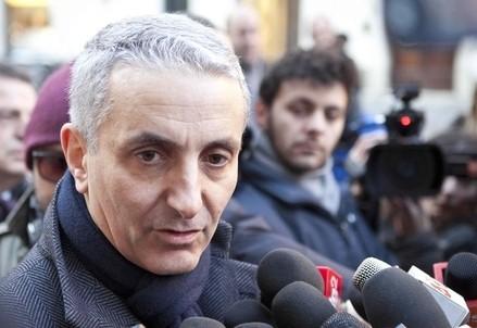 Il ministro per le Riforme Gaetano Quagliariello (Infophoto)