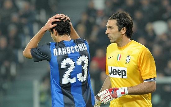 Ranocchia, capitano Inter (Infophoto)