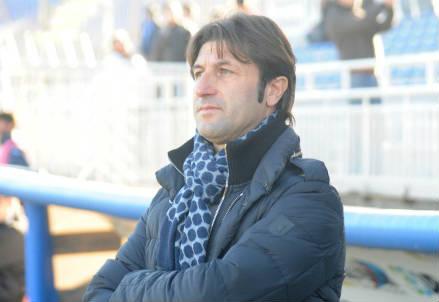 Massimo Rastelli, allenatore Avellino - InfoPhoto
