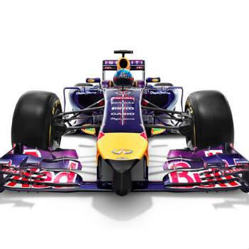 La nuova Red Bull RB10