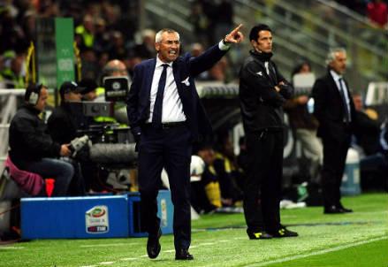 Edy Reja, nuovo allenatore dell'Atalanta (Infophoto)
