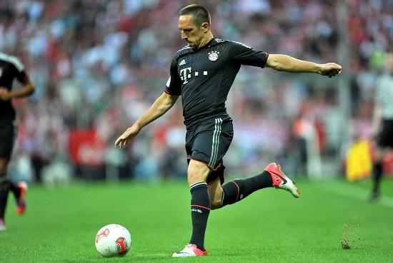 Franck Ribery (Infophoto)