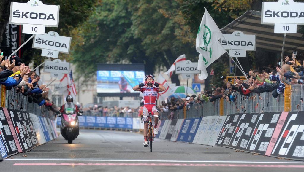 Joaquim Rodriguez ha vinto le ultime due edizioni (da Facebook Il Lombardia)