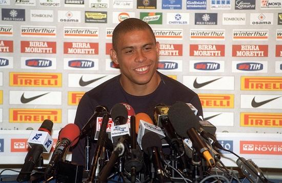 Luis Nazario de Lima, Ronaldo - Infophoto