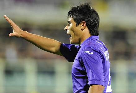 Facundo Roncaglia, 27 anni, due stagioni con la Fiorentina (Infophoto)