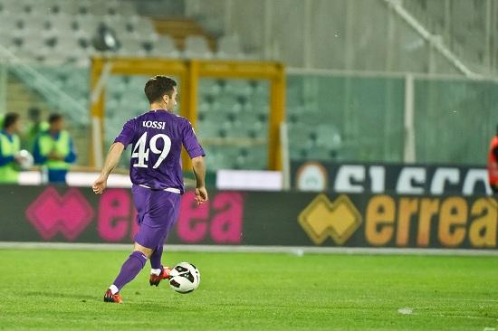 Giuseppe Rossi, 25 anni, attaccante della Fiorentina (Infophoto)