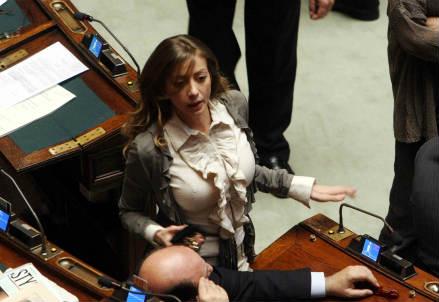Mariarosaria Rossi (Foto: InfoPhoto)