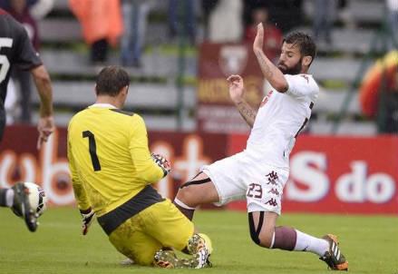 Antonio Nocerino, 29 anni (dall'account Twitter ufficiale @TorinoFC_1906)