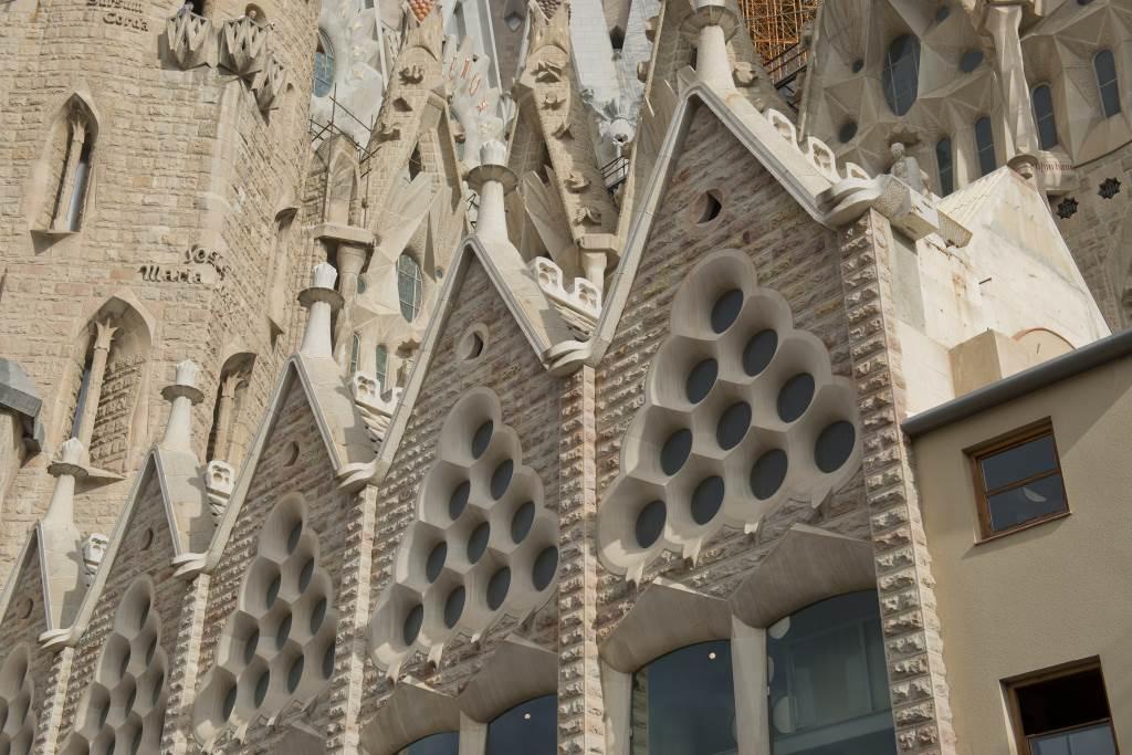 antoni gaudi l 39 architetto della sagrada familia sar