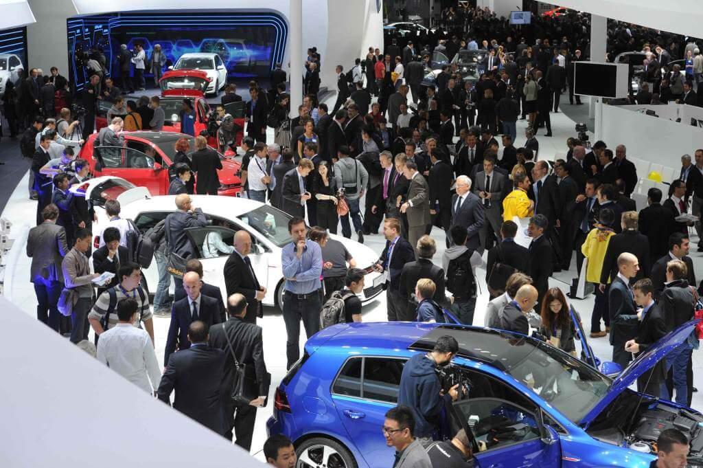 Salone Auto di Ginevra 2016 (Infophoto)