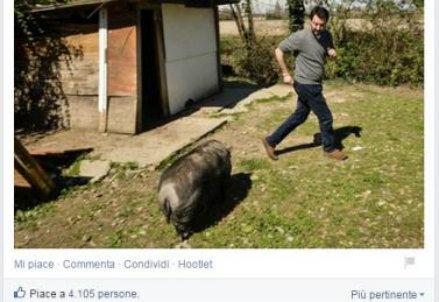 Foto da Facebook