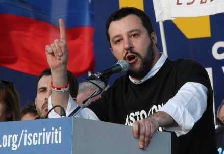 Matteo Salvini (Infophoto)